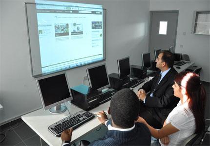 Bir sosyal ağ olan students circle network projesi geliştirdi
