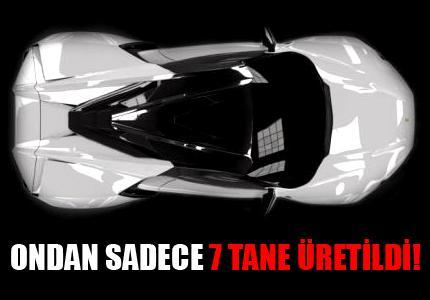 Dünyanın en pahalı otomobili 29 ocak'ta katar'ın başkenti
