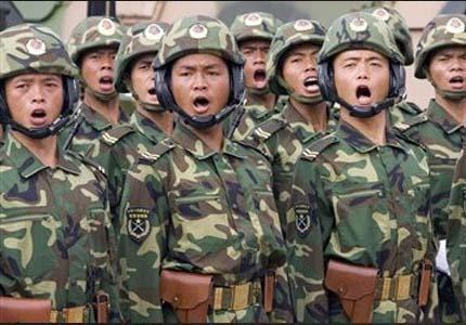 Çin asker Resimleri ile ilgili görsel sonucu