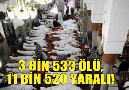 İşte Mısır'daki Katliamın Bilonçosu! - Haber Kıbrıs