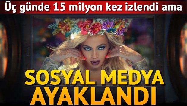 Coldplay ve Beyonce'ye 'Hymn for the Weekend' eleştirisi