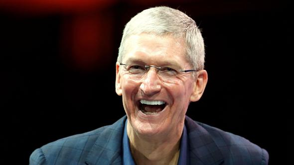 Apple'ın patronu Tim Cook'tan 23 Nisan mesajı!