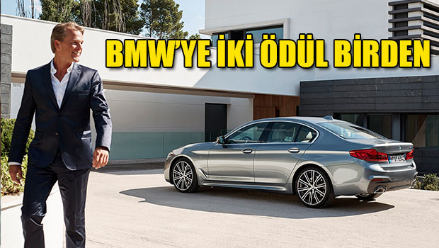 'Best Cars Award' 2018'de BMW'ye Çifte Zafer