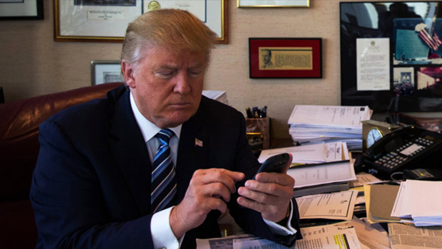 Trump'tan Apple'a iPhone güvencesi