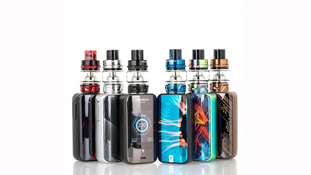 Vaporesso Luxe Kit 220W inceleme
