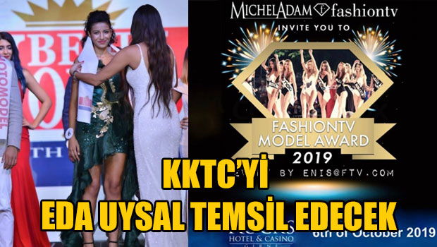 Miss FashionTV Model Award heycanı