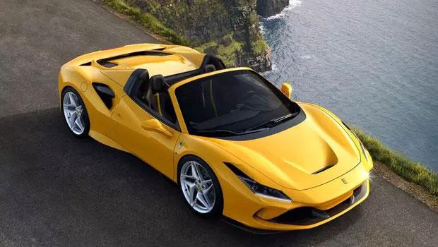 Ferrari üretimi durdurdu!