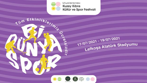 Uluslararası Kuzey Kıbrıs Kültür ve Spor Festivali 17-19 Temmuz'da - Haber  Kıbrıs