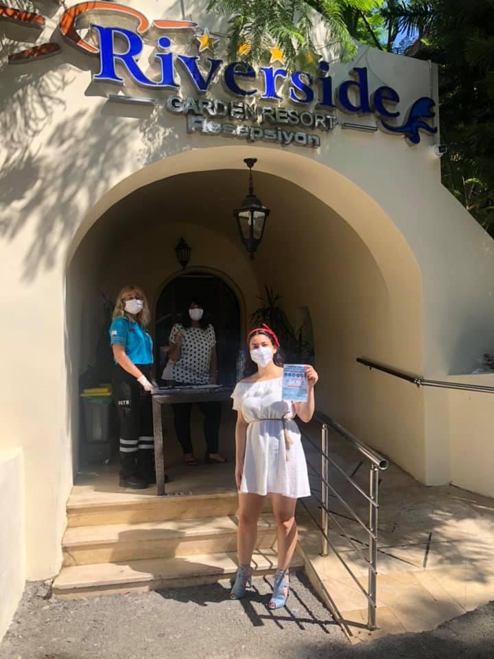 Tests at River Side Hotel negative 16