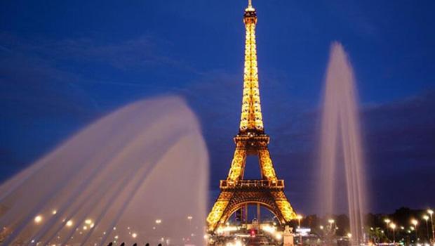 Eiffel Kulesi, Paris, Fransa